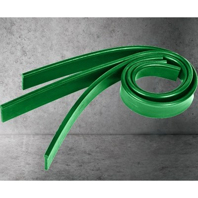 Power Rubber Green 18in (10 Pack) Unger Image 1
